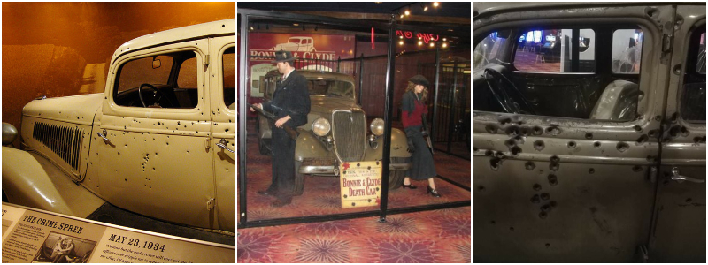 This image has an empty alt attribute; its file name is Bonnie-and-Clyde-Death-Car-n1.jpg