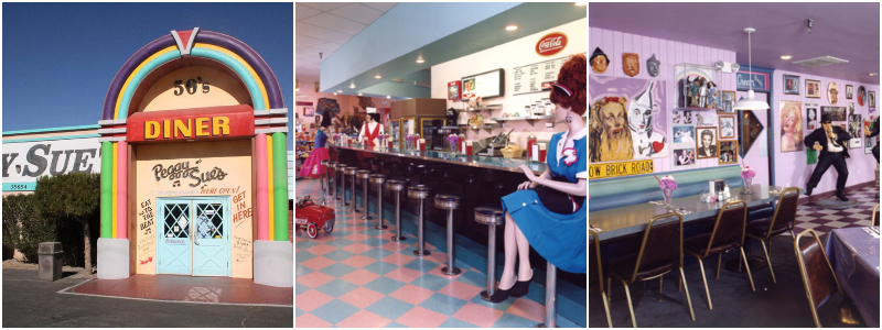 This image has an empty alt attribute; its file name is Peggy-Sues-Diner.jpg